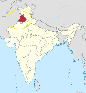 Punjaab region