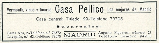 Casa Pellico anuncio